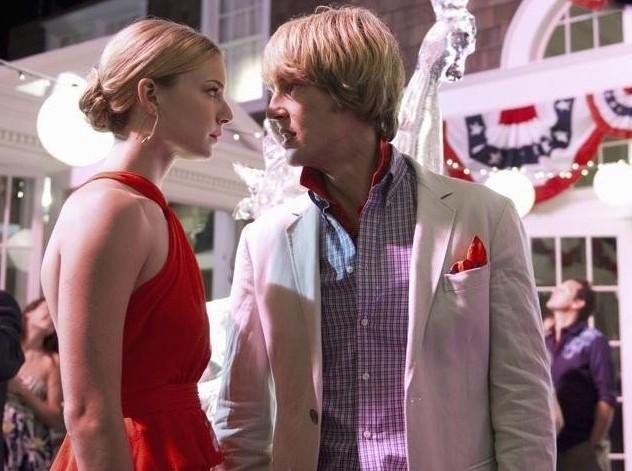 Revenge: Gabriel Mann e Emily VanCamp nell'episodio Le ragioni del cuore