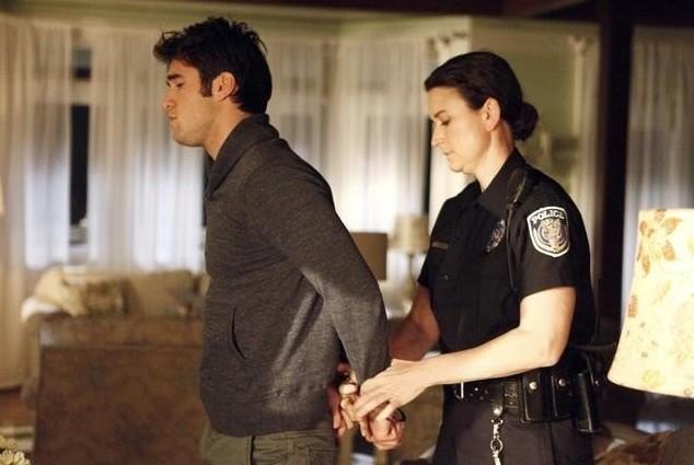Revenge: Joshua Bowman nell'episodio Scandal