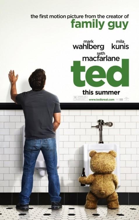Ted: la locandina del film