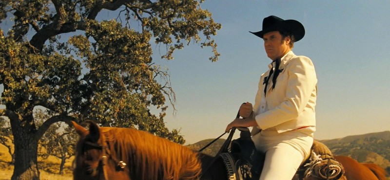 Will Ferrell in una scena di Casa de mi padre