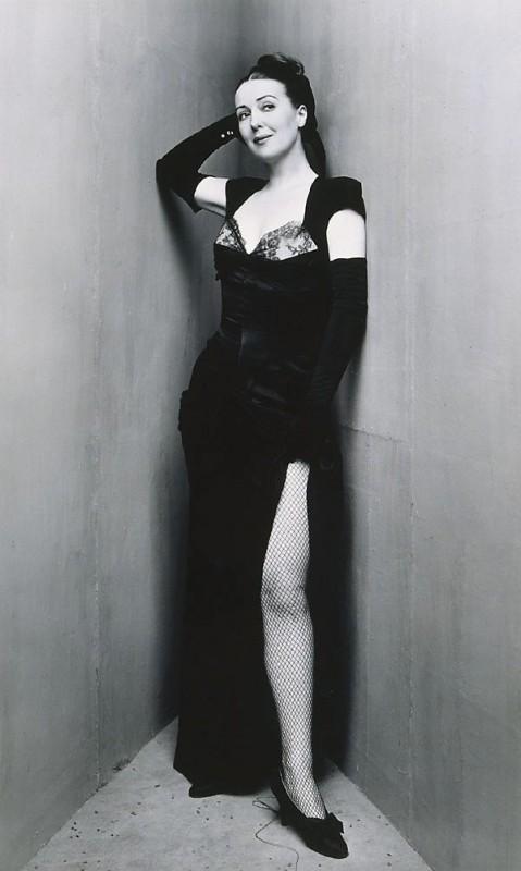 Gypsy Rose Lee, una foto dell'artista del burlesque
