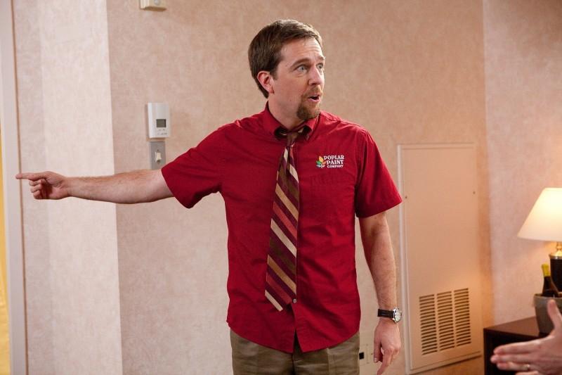 Ed Helms è il protagonista di Jeff Who Lives at Home