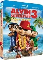 La copertina di Alvin Superstar 3 - Si salvi chi può! (blu-ray)