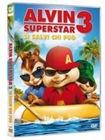 La copertina di Alvin Superstar 3 - Si salvi chi può! (dvd)