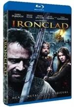 La copertina di Ironclad (blu-ray)