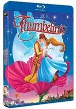 La copertina di Thumbelina - Pollicina (blu-ray)