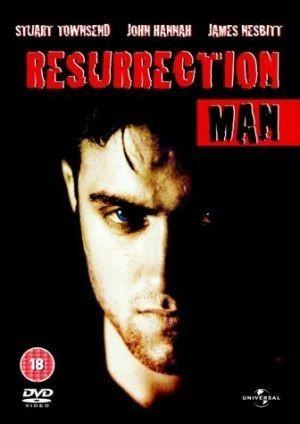 Resurrection Man: la locandina del film