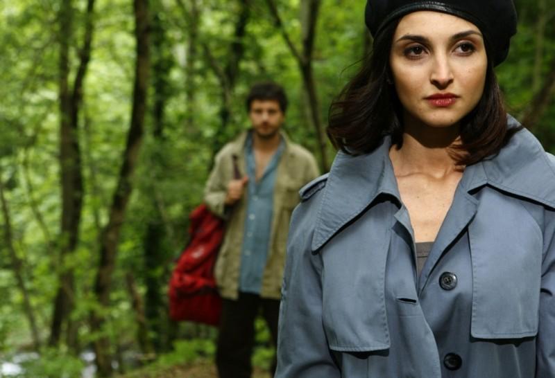 Sàmara: Federica Pulvirenti in una scena del film