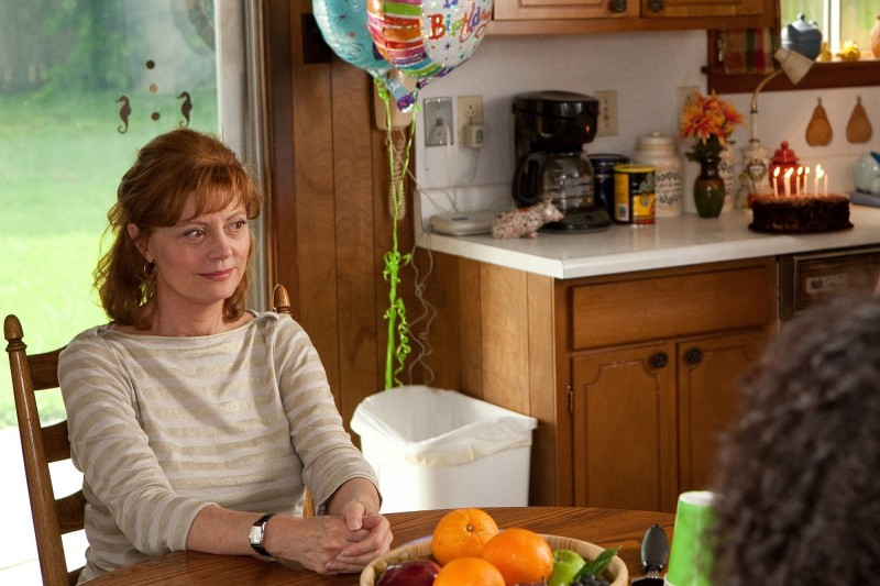 Susan Sarandon è Sharon nel film Jeff Who Lives at Home