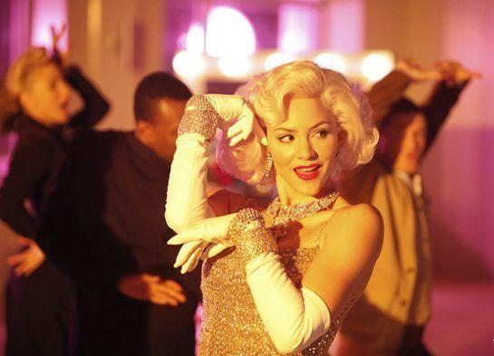 Katharine McPhee nel ruolo di Marilyn Monroe nell'episodio Il secondo provino di Smash