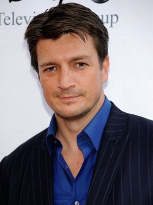foto di Nathan Fillion
