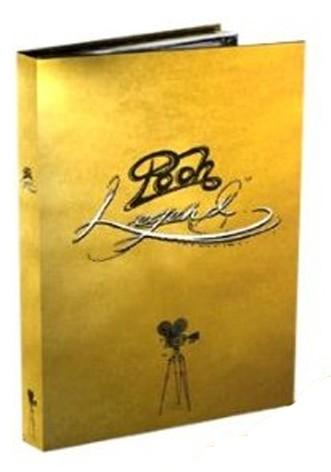 La copertina di Pooh Legend (dvd)