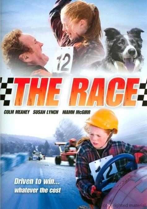 The Race: la locandina del film