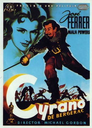 Cyrano de Bergerac: la locandina del film