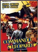 La copertina di Commando Leopard (dvd)