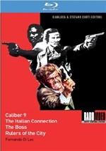La copertina di Fernando Di Leo - Crime Collection (blu-ray)