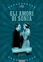 La copertina di Gli amori di Sonia (dvd)