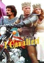 La copertina di I cavalieri (dvd)