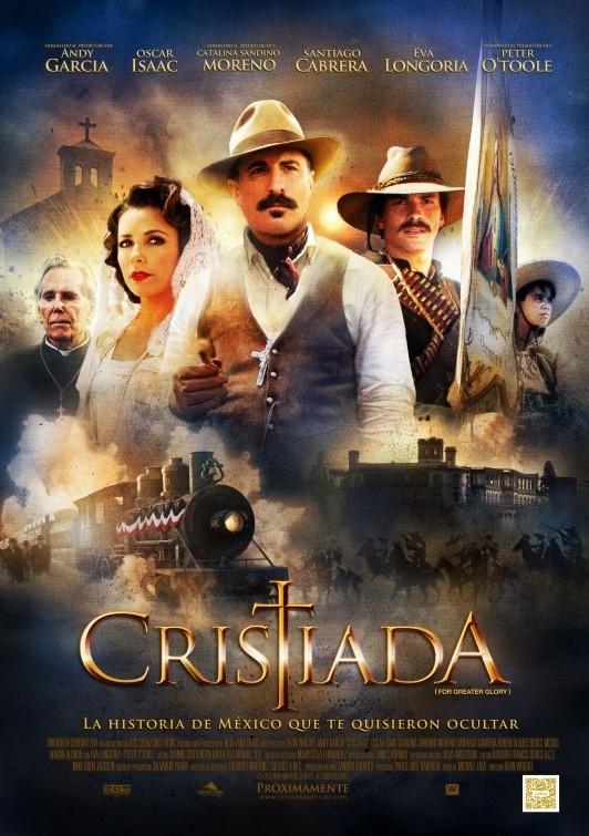 For Greater Glory (Cristiada): poster messicano