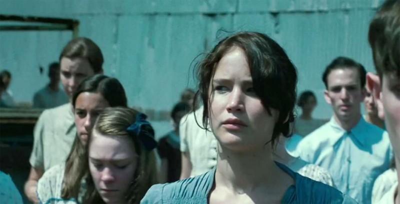 Hunger Games: Jennifer Lawrence è Katniss Everdeen