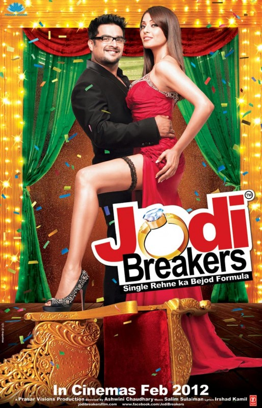 Jodi Breakers: la locandina del film