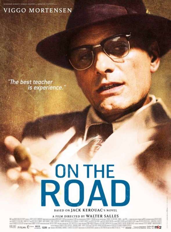On the Road: character poster di Viggo Mortensen