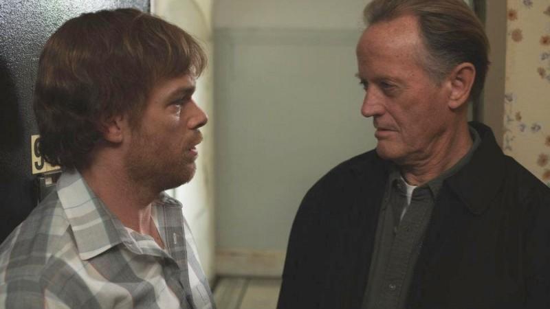 Peter Fonda e Michael C. Hall sono padre e figlio in The Trouble with Bliss