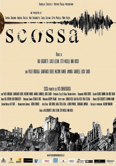 Scossa: la locandina italiana