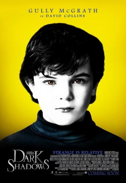 Character poster di Gulliver McGrath in Dark Shadows