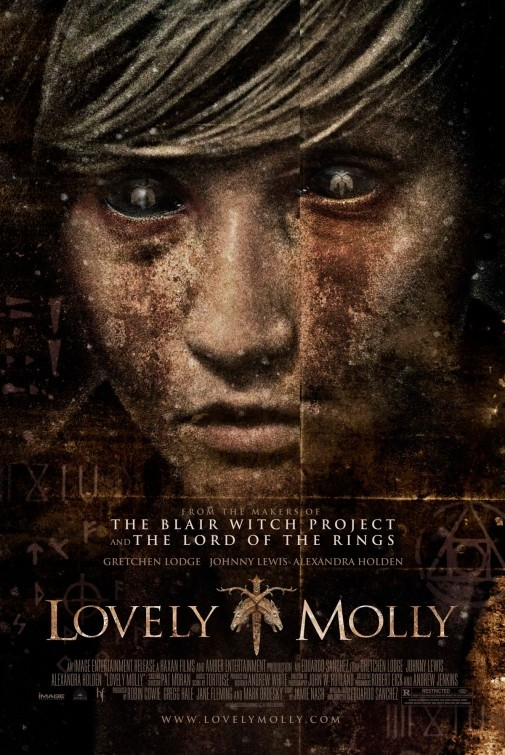 Lovely Molly: la locandina del film