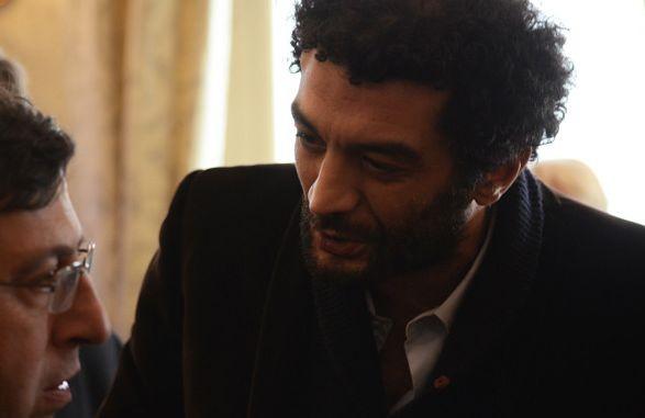 Ramzy e Michel Muller in Hénaut président