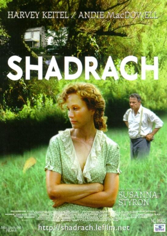 Shadrach: la locandina del film