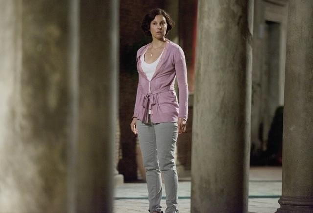 Ashley Judd nell'episodio pilota della serie Missing