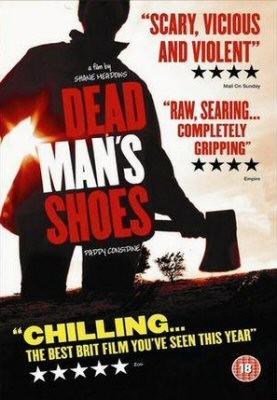 Dead Man's Shoes: locandina del film