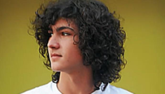 Una immagine di Chino Darin, figlio dell'attore Ricardo