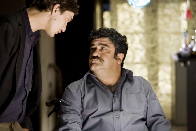Workers - Pronti a tutto: Francesco Pannofino e Alessandro Tiberi in una scena del film