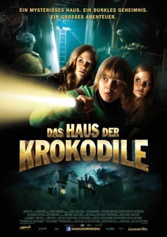 Das Haus der Krokodile: la locandina del film