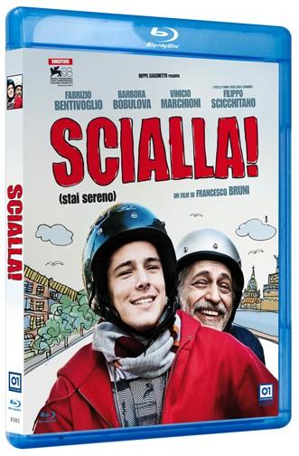 La copertina di Scialla! (Stai sereno) (blu-ray)