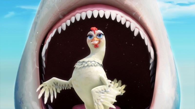Seafood - Un pesce fuor d'acqua: una divertente scena del film