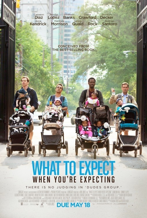 What to Expect When You're Expecting: poster USA