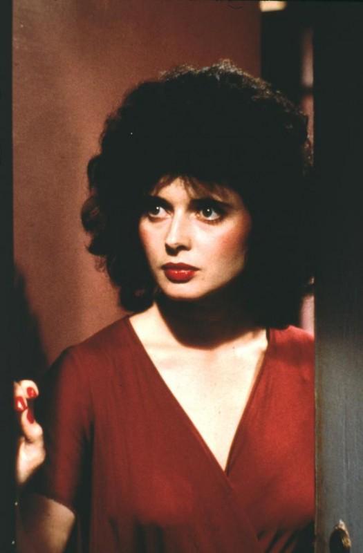 Isabella Rossellini nel film Velluto blu
