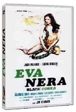 La copertina di Eva nera (dvd)