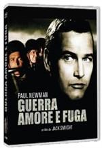 La copertina di Guerra Amore e Fuga (dvd)