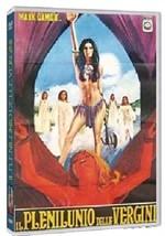 La copertina di Il plenilunio delle vergini (dvd)