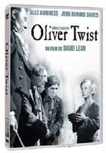 La copertina di Oliver Twist (1948) (dvd)