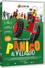 La copertina di Panico al villaggio (dvd)