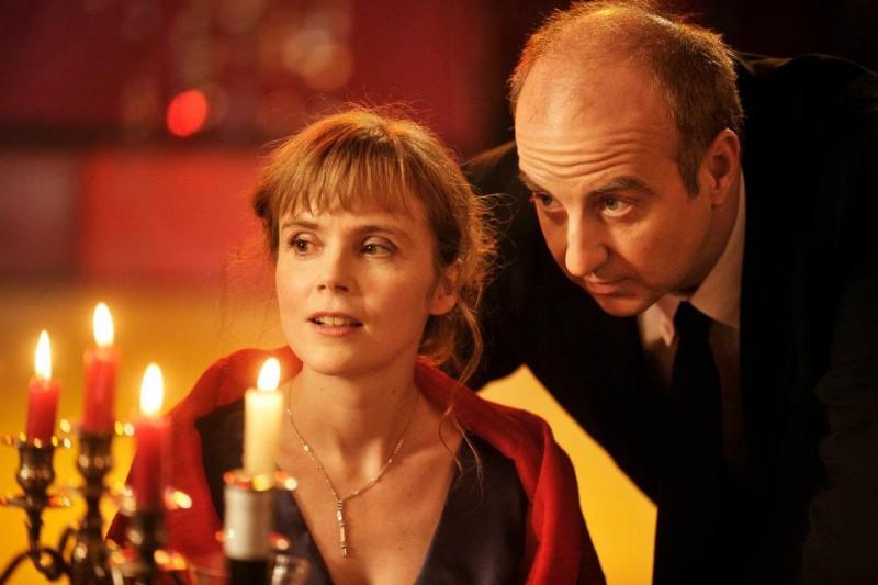 Ciliegine: Isabelle Carré in una scena del film con Patrice Thibaud