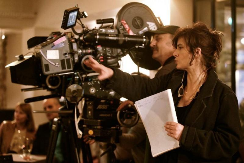 Ciliegine: Laura Morante pronta per il ciak sul set del film