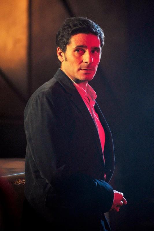 Ciliegine: Pascal Elbé in una cupa scena del film