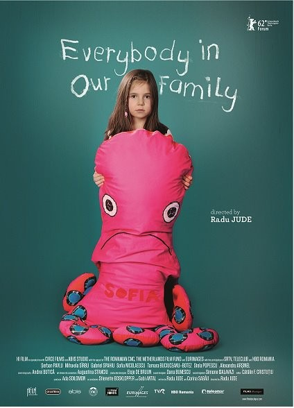Everybody in Our Family: poster internazionale